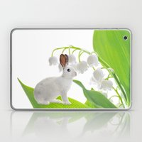 lilly of the valley Laptop & iPad Skin
