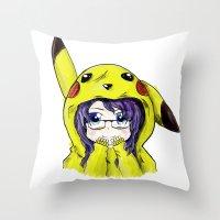 Onesie Throw Pillow