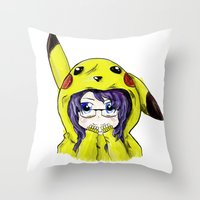 Onesie Throw Pillow