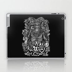 Knowledge is King... Laptop & iPad Skin