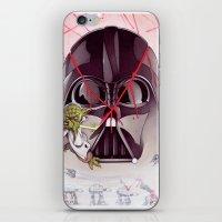 Yoda Slice iPhone & iPod Skin