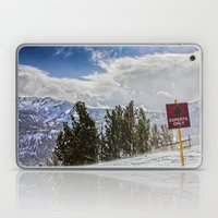 Windy Experts Only Laptop & iPad Skin