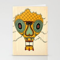 balloon Stationery Cards featuring Balloon by Johan Renklint