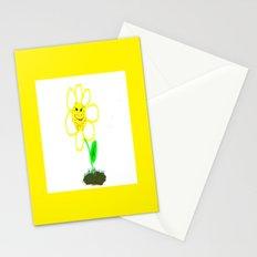 Happy Daisy Stationery Cards