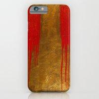 Bleeding Bronze iPhone 6 Slim Case