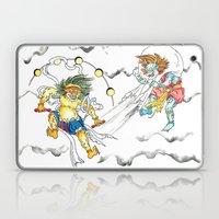 Fujin Raijin Laptop & iPad Skin