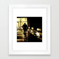 LNW- Color Framed Art Print