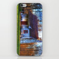The House On The Hill iPhone & iPod Skin