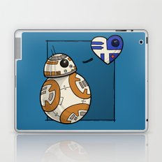 Droid Love Laptop & iPad Skin