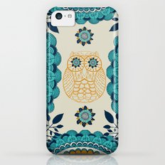 BOHO Owl iPhone 5c Slim Case