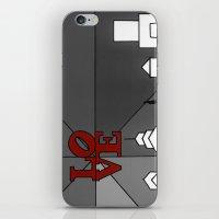 LoveGrey iPhone & iPod Skin