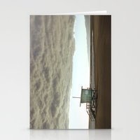 Cloudy Venice Stationery Cards