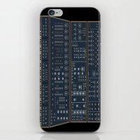 Modular Synth iPhone & iPod Skin