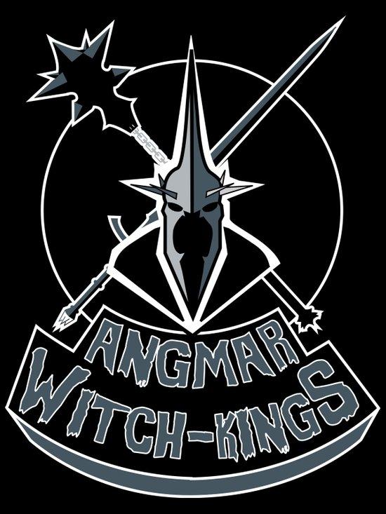 Angmar Witch-Kings Art Print