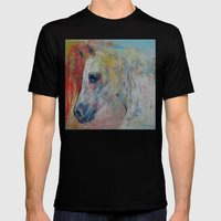Arabian Mens Fitted Tee Black SMALL