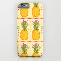 Pineapples #3 iPhone 6 Slim Case