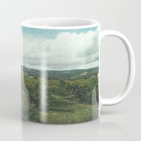 Vineyards, South Of Fran… Mug