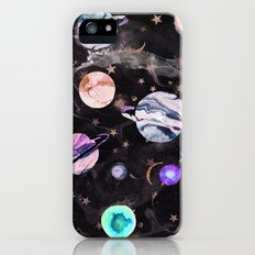 Marble Galaxy Slim Case iPhone (5, 5s)