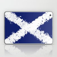 In To The Sky, Scotland Laptop & iPad Skin