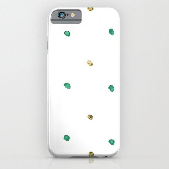 Sparkle Dots iPhone & iPod Case
