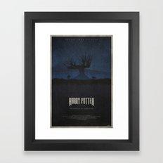The Prisoner of Azkaban Framed Art Print