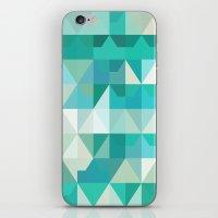color story - poseidon iPhone & iPod Skin