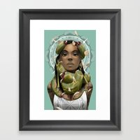 Unbound Framed Art Print