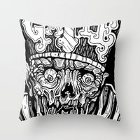 Hypocracy Board Throw Pillow