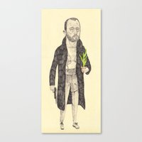 Léon Canvas Print
