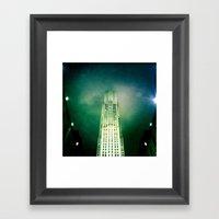 I ♥ NY Framed Art Print