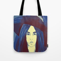 Woman 1 Tote Bag