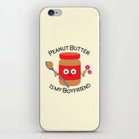 Don't Be Jelly iPhone & iPod Skin