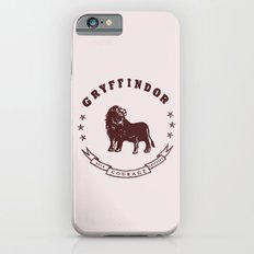 Gryffindor House iPhone 6 Slim Case