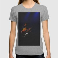 Lianne La Havas: Is your love big enough? Blue Womens Fitted Tee Athletic Grey SMALL