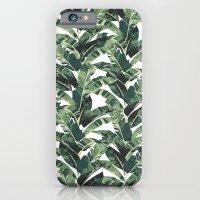 BANANA LEAF iPhone 6 Slim Case