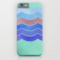 iPhone & iPod Case featuring Waves by Braven