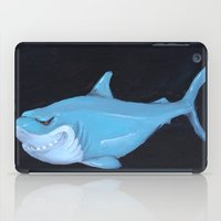Toy Shark iPad Case