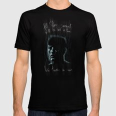 Blade Runner: Roy Batty Mens Fitted Tee Black SMALL