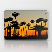 Palms To The Waning Day Laptop & iPad Skin