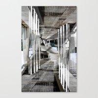 Laberinto Canvas Print
