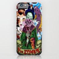 Dragon Lady : Poster iPhone 6 Slim Case