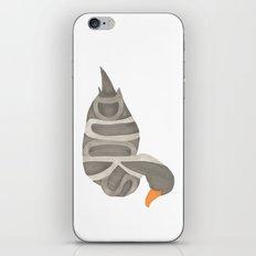 Ducks Typography iPhone & iPod Skin