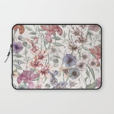 Magical Floral  Laptop Sleeve
