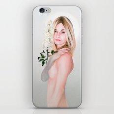 Delphinium iPhone & iPod Skin