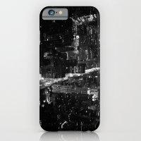 iPhone & iPod Case featuring Manhattan by Anne Dante