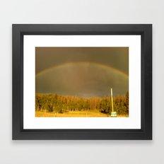 Morrison Creek Framed Art Print