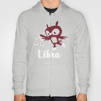 Libra: the Scales Hoody