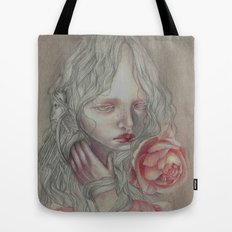 Old Paradise Tote Bag