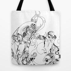 Parasomnia Tote Bag