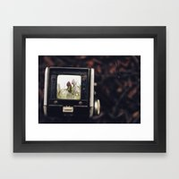 TTV Tulips Framed Art Print